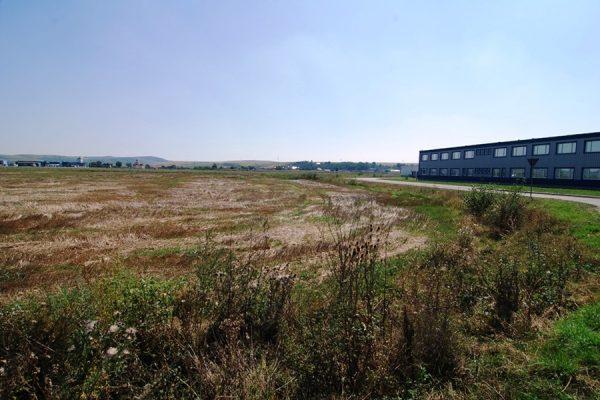 Teren de vanzare, Mures Vidrasau Parcul Industrial