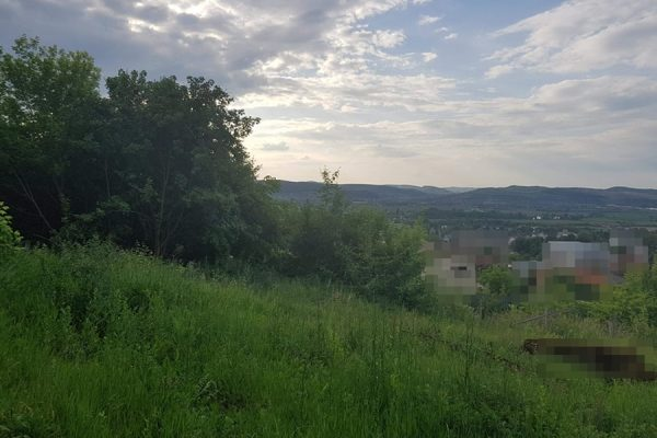 Teren de vanzare pentru constructii case Platoul Cornesti Targu Mures, Mures