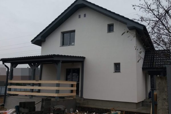 Casa noua cu etaj de vanzare, Mures Sancraiu de Mures