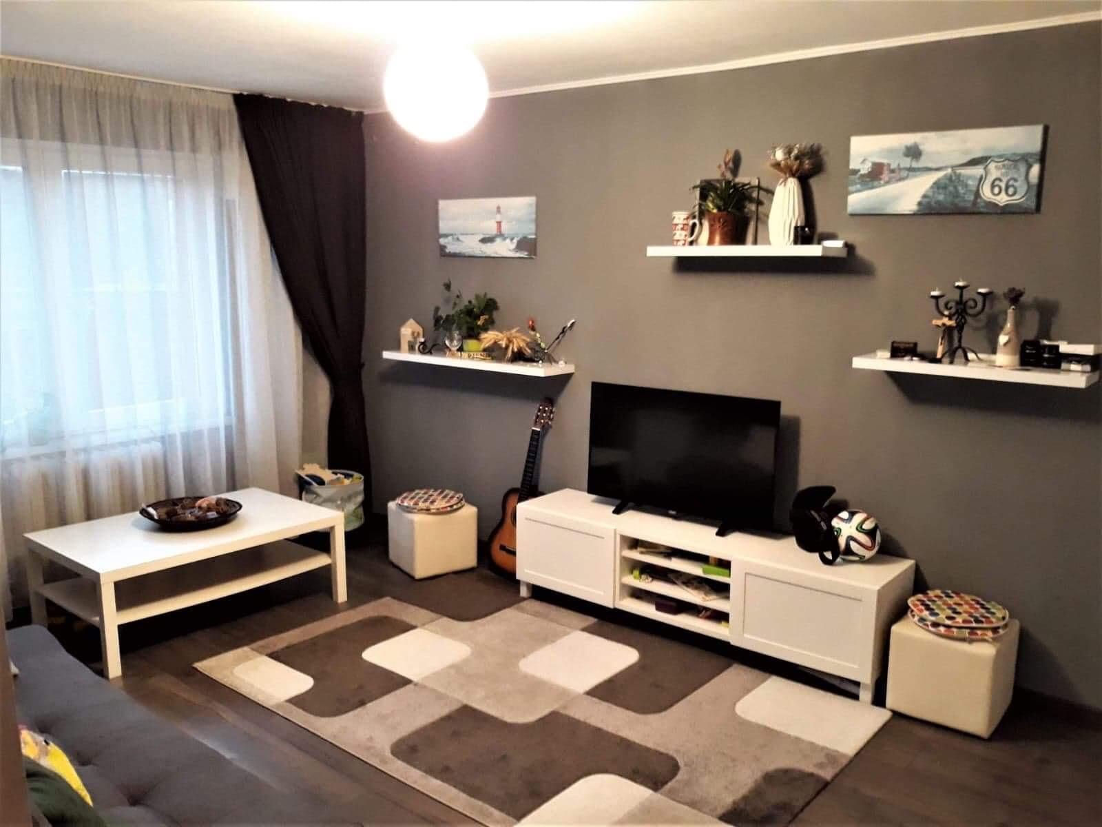 Apartament 3 camere decomandat, modificat de vanzare, Targu Mures Tudor