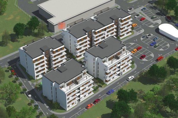 Apartament 3 camere Penthouses de vanzare Targu Mures, Unirii
