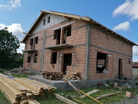 Casa noua duplex pe doua nivele de vanzare Ernei,Mures