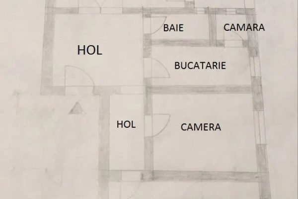 Apartament 3 camere Dambu Pietros Targu Mures,Mures